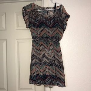 Charlotte Russe Shirt/Dress M Very Adorable Lined